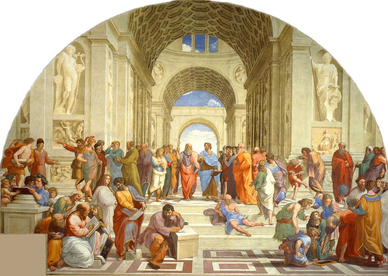 The School of Athens (Raffael)