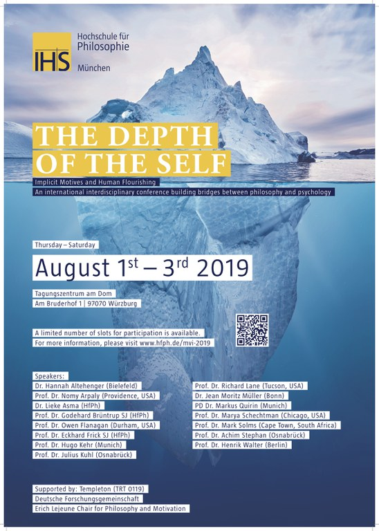 Poster Depth of the Self
